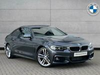 2020 BMW 4 SERIES GRAN COUPE 420d M Sport Gran Coupe Hatchback Diesel Automatic