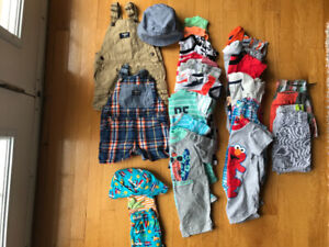 Baby boy clothes for sale 6-9 months