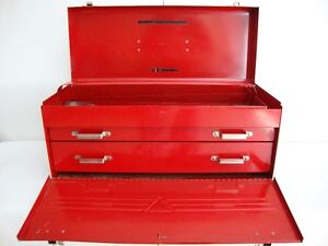 A Tool Chest Box Full Of Goodies!