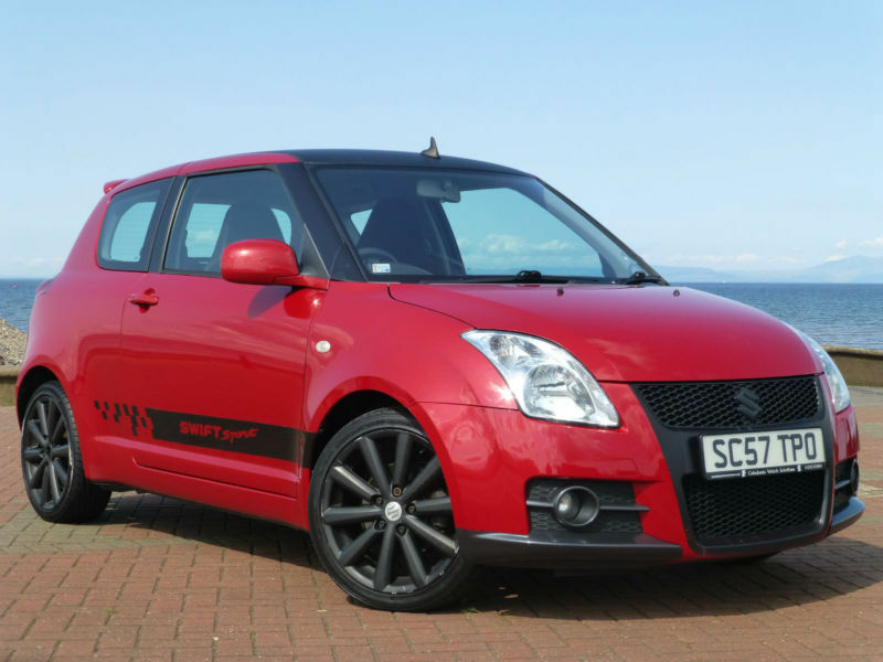2007 57 suzuki swift 1 6 vvt sport 3dr manual in prestwick south ayrshire gumtree. Black Bedroom Furniture Sets. Home Design Ideas