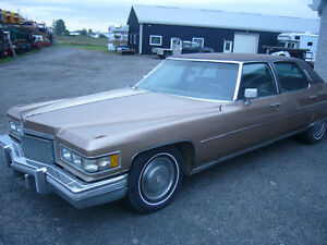 1975 Cadillac Brougham Kawartha Lakes Peterborough Area image 1