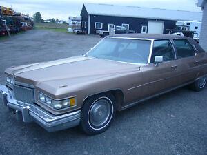1975 Cadillac Brougham