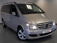 2015 Mercedes-Benz Viano Mercedes Viano CDI Diesel silver Automatic