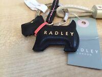 Radley De Beviour key ring