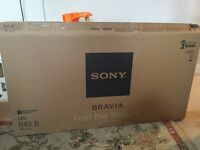 "Sony bravia LED 40"" tv"