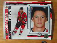 Jonathan Toews Chicago Blackhawks 10 x 8 Studio Type Photo