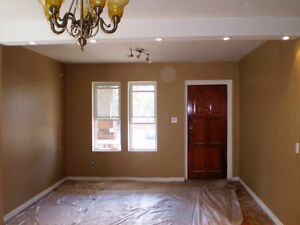 3 beedromms with 2 bathrooms available October 1, 2016