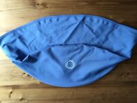 Bugaboo donkey Tailored fabric set (extendable canopy) - ice blue