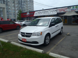 2016 Dodge Grand caravan STOW AND GO safety 33kms