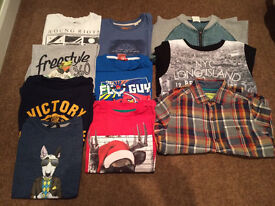 Boys clothing age 3/4 , 4/5 & 6yrs