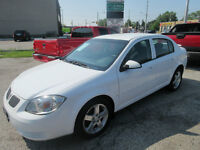 2009 Pontiac G5 Sedan - only 73,000 km's / SALE $ 5995