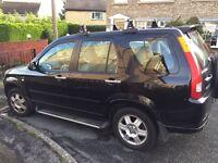 HONDA CRV 2004 AUTOMATIC NAVIGATION QUICK SALE