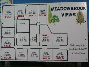 Meadowbrook Views Acreage Lots For Sale At Gull Lake