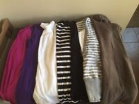 HUGE Bin of Maternity Clothes