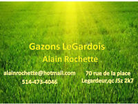 Gazons LeGardois