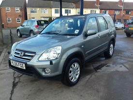 2006 HONDA CR-V-CDTI SPORT,123,000 MILES, LAST OWNER 5 YEARS!!