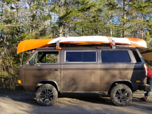 Vanagon Gowesty Bumpers