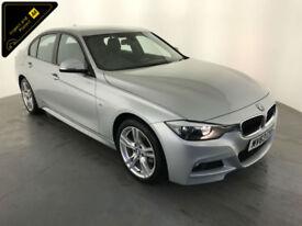 2013 63 BMW 318D M SPORT DIESEL 4 DOOR SALOON BMW SERVICE HISTORY FINANCE PX