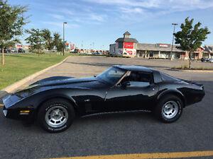 1980 Chevrolet Corvette L82 rare ' all original