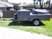 Tradies trailer / camper trailer Bathurst Bathurst City Preview
