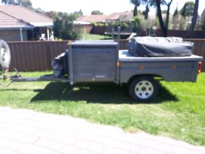 Tradies trailer / camper trailer