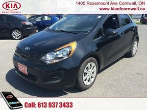 2015 Kia Rio LX+  | New Arrival | New Tires | Air | Auto |