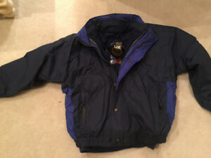 New - Navy Blue Stormtech Jacket with Corona Logo