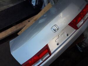 Honda Accord trunk lid