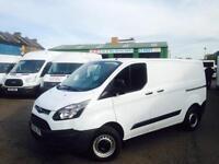 2014 64 Ford Transit Custom 2.2TDCi 100PS SWB 290 L1H1 - Diesel Van