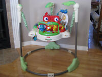 Exerciseur Jumperoo Rainforest Fisher Price