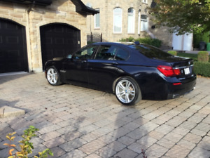 2014 BMW 7-Series 750i xDrive Sedan