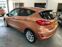 2017 Ford Fiesta Bang and Olufsen Play TITANIUM, 5 door, 1.0T, 22981 miles Hatch