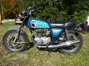 Classic 1975 CB 360T  for Sale