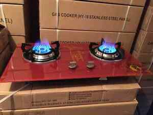 FREE DELIVERY BRAND NEW RED STOVE  $88.99 Auburn Auburn Area Preview