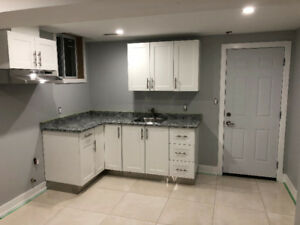 Immaculate Basement For Rent Near Square One