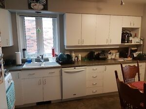 Kitchen Cabinets for sale - 14 linear feet- - $750 or Best Offer