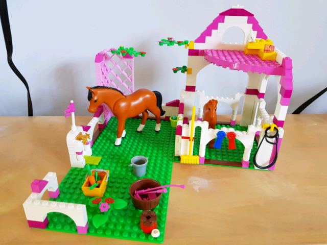Lego Belville 7585 Horse Stable Toys Indoor Gumtree Australia