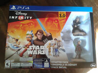 Disney INFINITY 3.0: Star Wars Starter Pack PS4 - NEUF