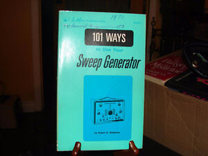 One Hundred and One Ways to Use Your Sweep Generator