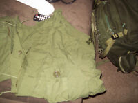 canadian military clothing!