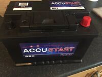 BRAND NEW CAR BATTERY FOR SALE