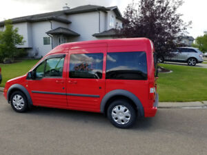 2011 Ford Transit Connect w/ Wheel Chair Ramp