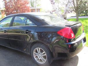 2006 Pontiac G6 gm Sedan