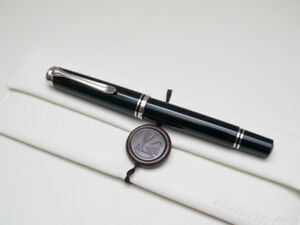 Pelikan M605 fountain pen with EX extra fine nib
