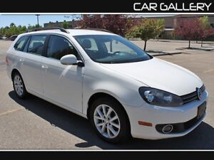 2013 Volkswagen Golf Wagon TDI $99B/W QUICK  EASY FINANCING-INST