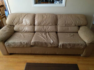 Free sofa bed to go
