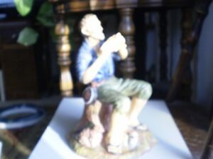 "Royal Doulton Figurine - "" Dreamweaver "" HN 2283 Kitchener / Waterloo Kitchener Area image 5"