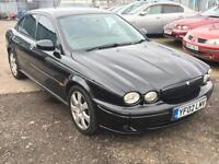 2002/02 Jaguar X-TYPE 3.0 V6 auto Sport LONG MOT