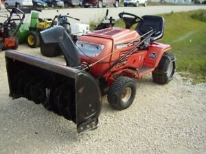 Craftsman 15.5 HP Tractor with Blower