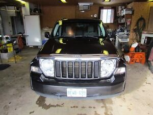 2008 Jeep Liberty Trail Rated / North Edition SUV, Crossover